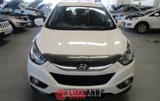 2013 Hyundai ix35 2.0CRDi 4WD Elite