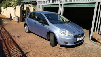 2006 Fiat Punto 1.4 Essence