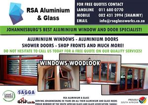 RSA GLASS WORKS