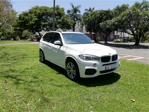 2015 BMW X5 xDRIVE30d M SPORT