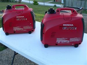 Diesel generators silent types
