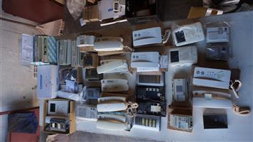 Intercom, cctv, alarm, electric fence and gate motors
