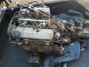 CHANA 1.3 16 VALVE ENGINE