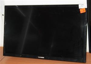 Telefunken 32 inch LED tv with remote no stand S032803A