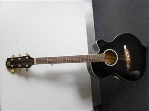 SX Custom Acoustic Guitar