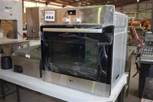 Silver LG oven for sale