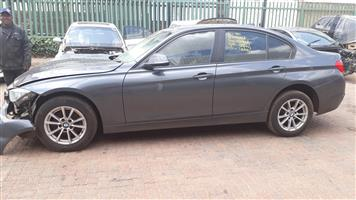 F30 BMW 320I  For Spares For Sale