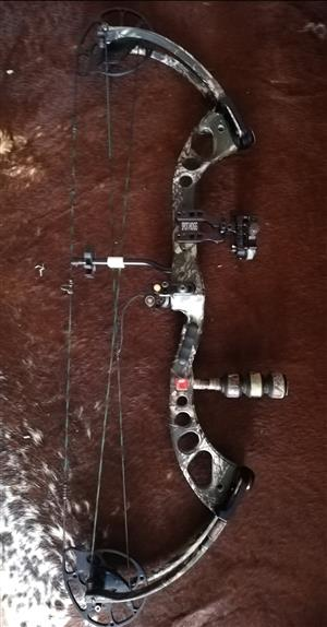 PSE X - Force Dream Season Jrury Outdoor Compound Bow for sale