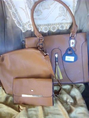 Ladies hand bag's