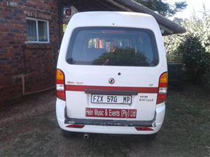 2013 DFSK Mini Van K05 1.3