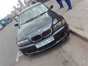 2002 BMW 3 Series sedan 330i A/T (G20)