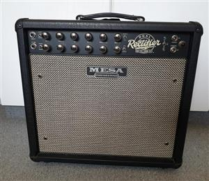 Mesa Boogie Dual Rectifier RectoVerb Guitar Valve Amp - 25Watt