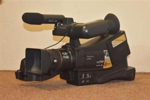 Pro camcorder Panasonic HDC-MDH1