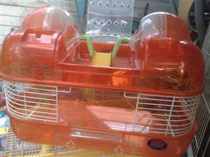 HAMSTER CAGES AND ACCESSORIES ALL FOR R600.00