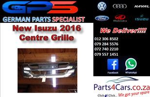New Isuzu 2016 Centre Grille for Sale