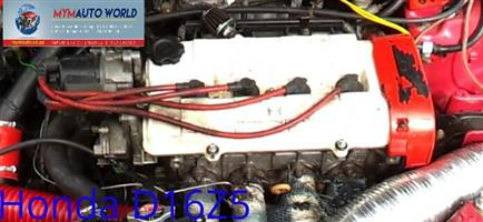 Imported used engines, Honda CIVIC/CRC 1.6L 16V, D16Z5