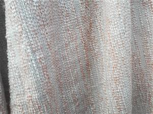 Thick woolen curtains. 10 meters.