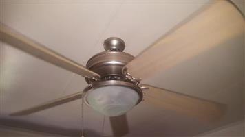 Wooden ceiling fan for sale