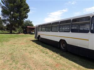 Mercedes Bus 55 seater R 130 000