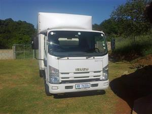 TRUCK FOR SALE, ISIZU CLOSED BODY...........2009 MODEL, WITH GOOD SERVICE HISTORY.  @ R250 000 ,  PRICE NEG.