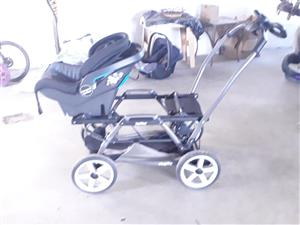 peg perego (twin travel system)