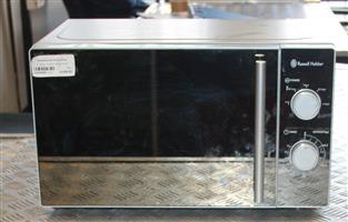Russel Hobbs microwave S029695b #Rosettenvillepawnshop