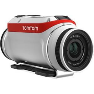 TomTom Bandit 4K Action Camera Bike Pack Demo Unit Like New