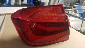 BMW F30 / F32 TAILLIGHTS FOR SALE