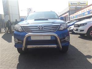 2013 Toyota Fortuner 3.0D 4D 4x4