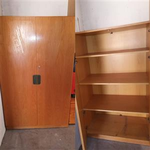 Storage cupboards for sale.