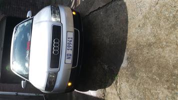 2001 Audi A4 sedan A4 1.4T FSI SPORT STRONIC (B9)