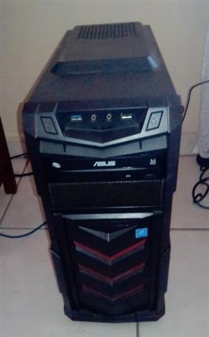 Computer. Seller immigrating