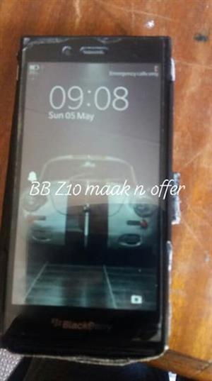 Blackberry z10 for sale