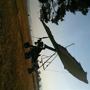 microlight & accessories for sale