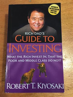 Book: Rich Dad's Guide to Investing - Robert Kiyosaki