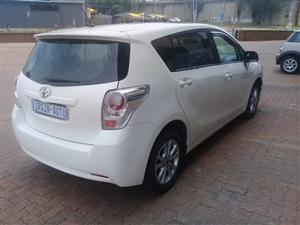 2011 Toyota Verso 1.6 SX