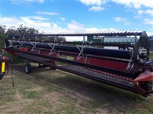 Case DH302 Header - ON AUCTION