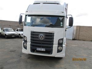 vw truck constellation