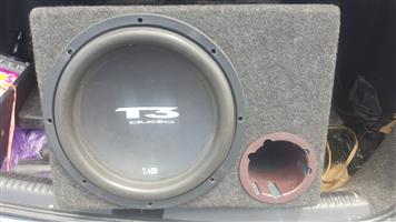 "12"" T3 Audio sub for sale"