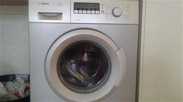 Bosch washing machine.