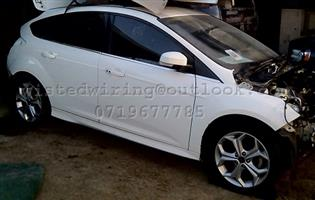 Ford Focus III Sport Stripping for Spare Parts 2012 to 2018 - 2.0 GDI Sport  5-Speed Manual