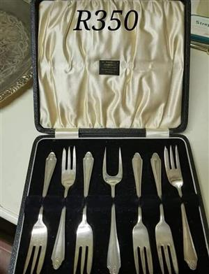 Salad fork set