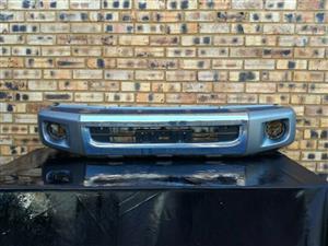 Toyota Land Cruiser Front bumper