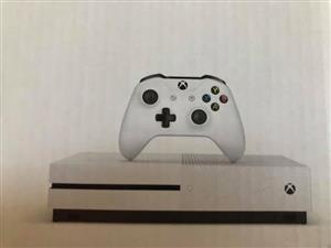 Xbox one s 1 TB ( sealed)