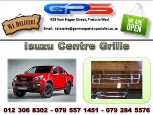 New Isuzu Centre Grille for Sale