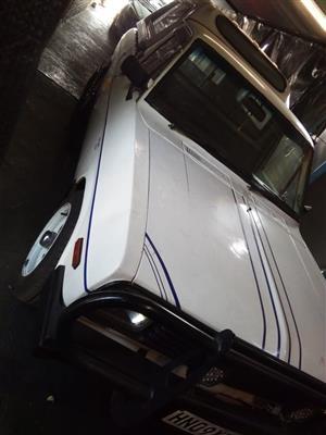 1985 Nissan 1400 Heritage Edition
