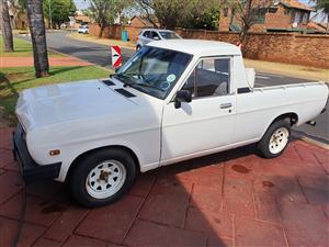 1987 Nissan 1400 Heritage Edition