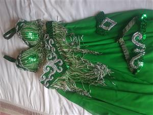Used, Belly dance costumes for sale  Roodepoort