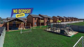 No Deposit Upfront Super Offer: 2 Bedroom Spacious Apartment, Unit 293 First Floor,Route 82 Security Village, Alveda in Kibler Park, Johannesburg South