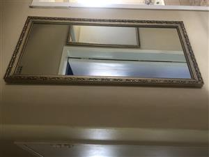 2 x mirrors for sale